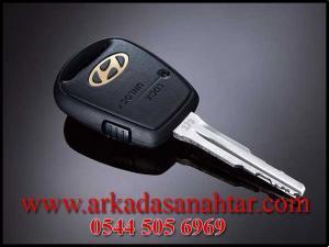 Hyundai Accent Admire Anahtarı