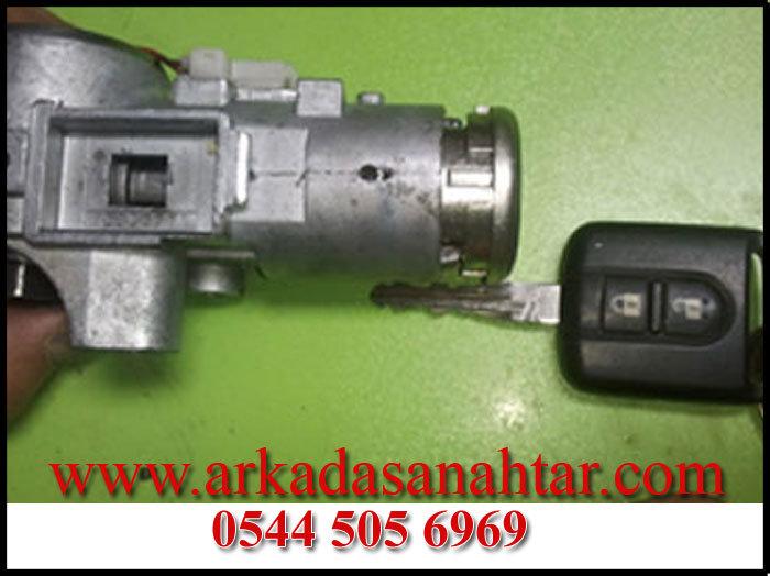 Kontak tamiri,Nissan,Qashqai,Kontak,arızası,tamiri,nissan anahtarı,araba anahtarı,oto anahtarı,otomobil anahtarı
