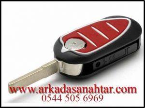 Alfa Romeo Giulietta Yedek Anahtarı
