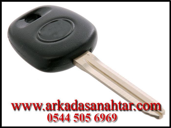 Toyota Raw4 Anahtarı
