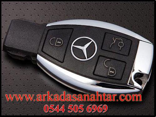 Mercedes Sprinter Anahtarı