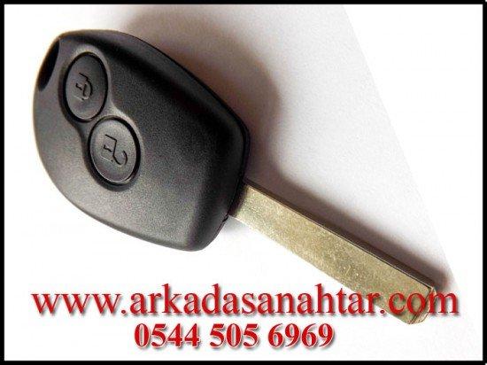 Dacia Dokker Anahtarı