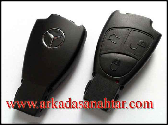 Mercedes Viano Anahtarı oto anahtar yapımı
