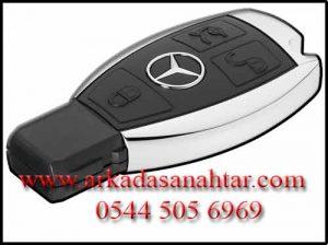 Mercedes A180 Anahtar yapımı