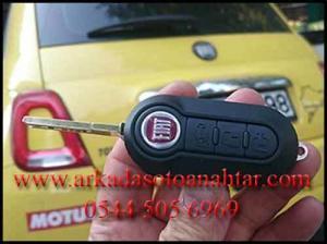 Fiat 500 Anahtar yapımı