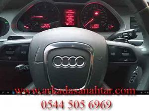 Audi A6 kontak açmıyor