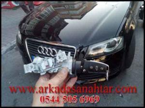 Audi A3 Kontak Tamiri yapıyoruz