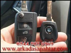 Skoda Rapid Anahtar yapımı