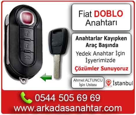 Fiat doblo yedek ve kayıp anahtar kontak tamiri pil değişimi kabı keys, key shell,key fob
